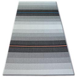 Teppich COLOR 19316/836 SISAL Dampf Grau