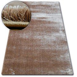 Teppich SHAGGY VERONA Hellbraun