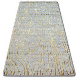 Teppich ACRYL MANYAS 1703 Elfenbein/Gold