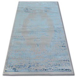 Teppich ACRYL MANYAS 0917 Grau/Blau