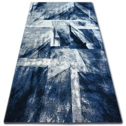 Teppich Wolle SPLENDOR HELIKE Graphit