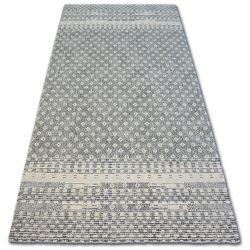 Teppich Wolle NATURAL KIOS sahne