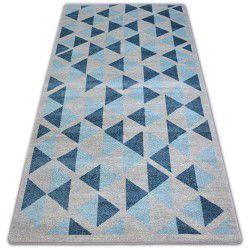 Teppich NORDIC CANVAS grau G4575