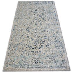 Teppich ANTIKA 91528 blau