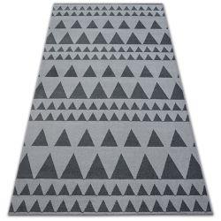 Teppich SENSE 81243 Silber/Anthrazit