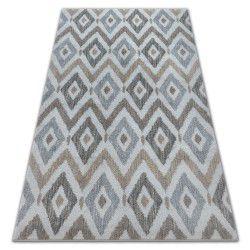 Teppich SOFT 6024 Hellblau