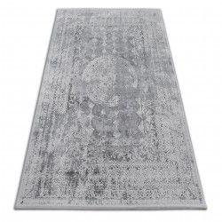 Teppich ACRYL VALENCIA 2328 Grau/Elfenbein