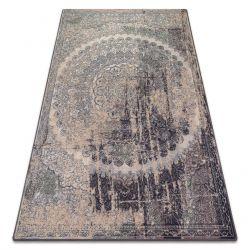 Teppich Wolle Kerman Lazio Sand