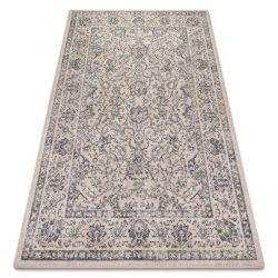 Teppich Wolle Kerman Temion alabaster