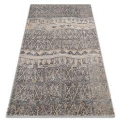 Teppich Wolle MAGNETIC Elida grau