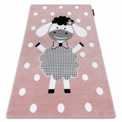 Teppich PETIT DOLLY rosa