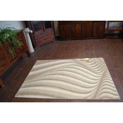 Teppich NATURAL GRIT beige