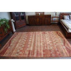 Teppich OMEGA SIRAN ziegelrot