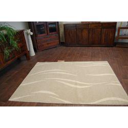 Teppich NATURAL WIND dunkel beige
