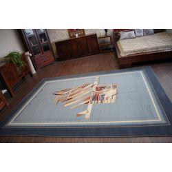 Teppich CLASSIC TALPA grau