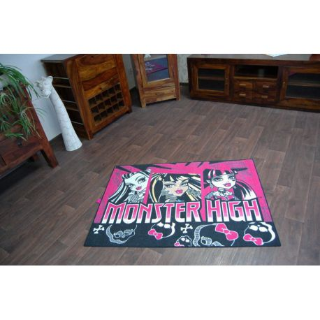 Teppich DISNEY 95x133cm MONSTER HIGH 03