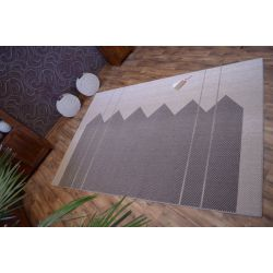 Teppich NATURAL SOLE braun
