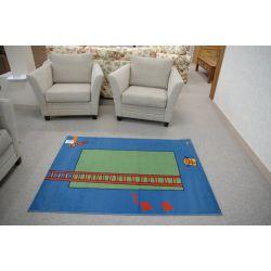 Teppich MUNOZ 51109 blau