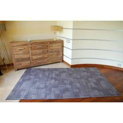 Teppich - Teppichbode KARAT grau