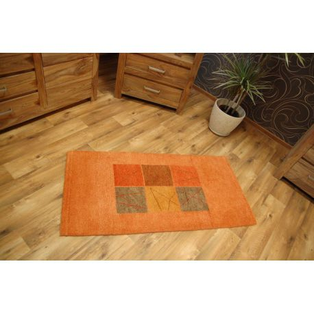 Teppich TERRY orange