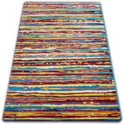 Teppich PAINT - F478 blau