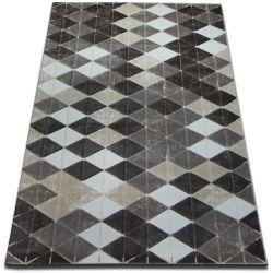 Teppich ACRYL YAZZ 7660 Dunkelbeige/Braun