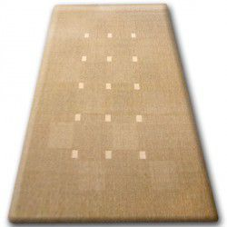 TEPPICH SISAL FLOORLUX 20079 coffee / mais