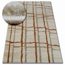 Teppich SHADOW 9359 Creme / rost