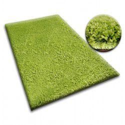 Teppichbode SHAGGY 5cm grün